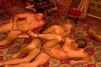 GAY PUSSY HOT THREE WAY
