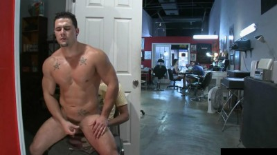 WHITE HUNK GAY