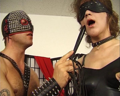 TIED SLAVE MASOCHISM DOMINATION