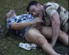 Arousing gay army at clash invert video