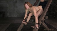 Claire Robbins Bound And Brutally Fucked By Big Dick, Punishing