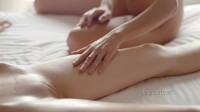 Nice Girl Gets Full Body Massage