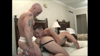 Muscle Men In Viral Gangbang