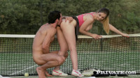 Passes On Tennis For Anal Sex