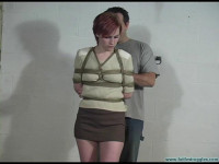 Amanda Being Tied – BDSM,Humiliation,Torture HD 720p