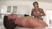 Giving A Toyboy The Ultimate Orgasm