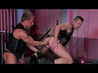 Hot Actions of Brian Bonds & Preston Johnson (480p,720p)