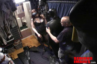 Back Room Bondage
