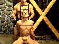 Chad Knight is the gorgeous young slave who will amaze you with his ability to serve