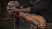 Skin Diamond Restrained And Roughly Fucked By 2 Cocks, Drooling Deepthroat!