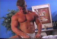 MuscleHunks — Mark Dalton : the naughty texan