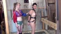 Zayda J Reluctant Pony Girl Part One