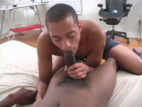 Black Dick in Hard Gangbang