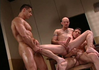 Muscle Men In Hard Anal Collection