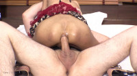 Hot Shemale Barebacked by Older Man