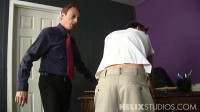 Sterne Spanks Schoolboys Part 1