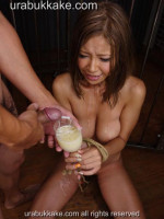 Download Cum Dumpster Sumire Swallows A Huge Mouthful of Cum
