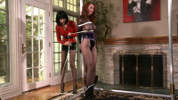 The Revenge of U-98 Kendra James And Sara Liz Part One