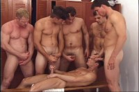 Mandatory Pictures-Gang Bang Jocks