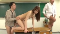 Big Cock Is Trained In Female Teacher Students Had