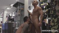 Antonio Aguilera and Martin Mazza (ServicingCustomers) — HardKinks