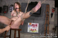 Amateur BDSM Saw