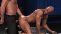 Dirty cop leads interrogation!