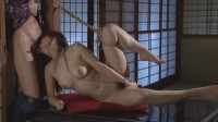 Akho-100 - Okinawa Rope Session Submissive Gals