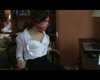 Secretary gets bound