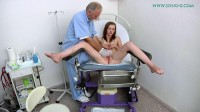Tyna (18 years girl gyno exam)