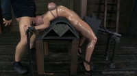 Destruction Of Darling Continues Bent Over Backwards While On A Sybian…(2014)