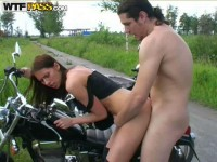 Public Sex On My Bike