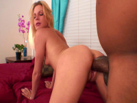 Brooke Cherry craving for black cock