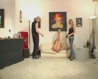 Schwarze Flamme - Silverline 14 - Fist-Galerie