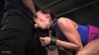 Asian Fuck Doll Kalina Ryu Shackled