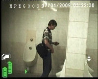Toilets of Kiev — Hidden Camera