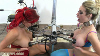 Chessie Kay And Jasmine James The Cow Milker (2015)