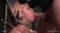 Tightly Tied In Strict Bondage (10 Feb 2016) Sexually Broken