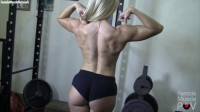 Female Muscle Pov Videos Part 2 (11 videos)
