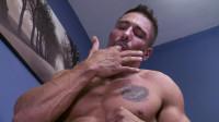 Romantically masturbate on the waterfall - hungry hole, feeling, dick, masturbation