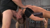 Carter Cruise Tied Up And Ragdoll Fucked From Both Ends Messy Epic Deepthroat!