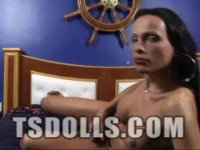 Naughty Sheron Fox Plays Solo