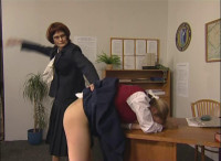 LupusPictures – Spanked Maid