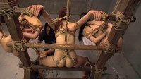 Three slave