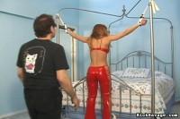 RickSavage - Boudior Bondage: Lara