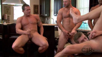Mature Men In Magic Gangbang