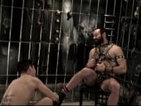 Bondage Inspection - domination, bdsm, art, worship, cock