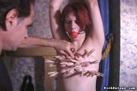 Extreme Tit Torment Twelve Megan