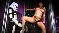 AnastasiaPierce - The Perils of Leia - The Dark Side Part 1 of Episode 2