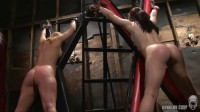 Live Caged & Whipped # 2 (15 Jan 2013) The Whip Chamber